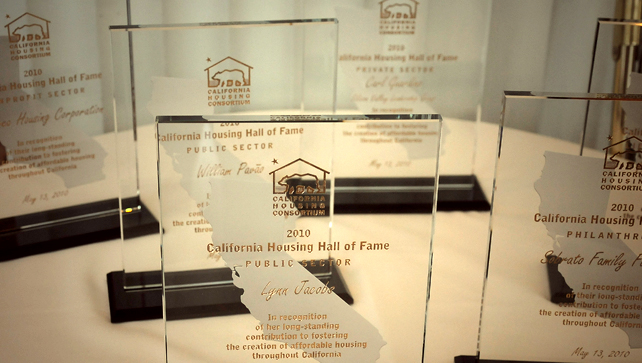 Policy Forum and Housing Hall of Fame