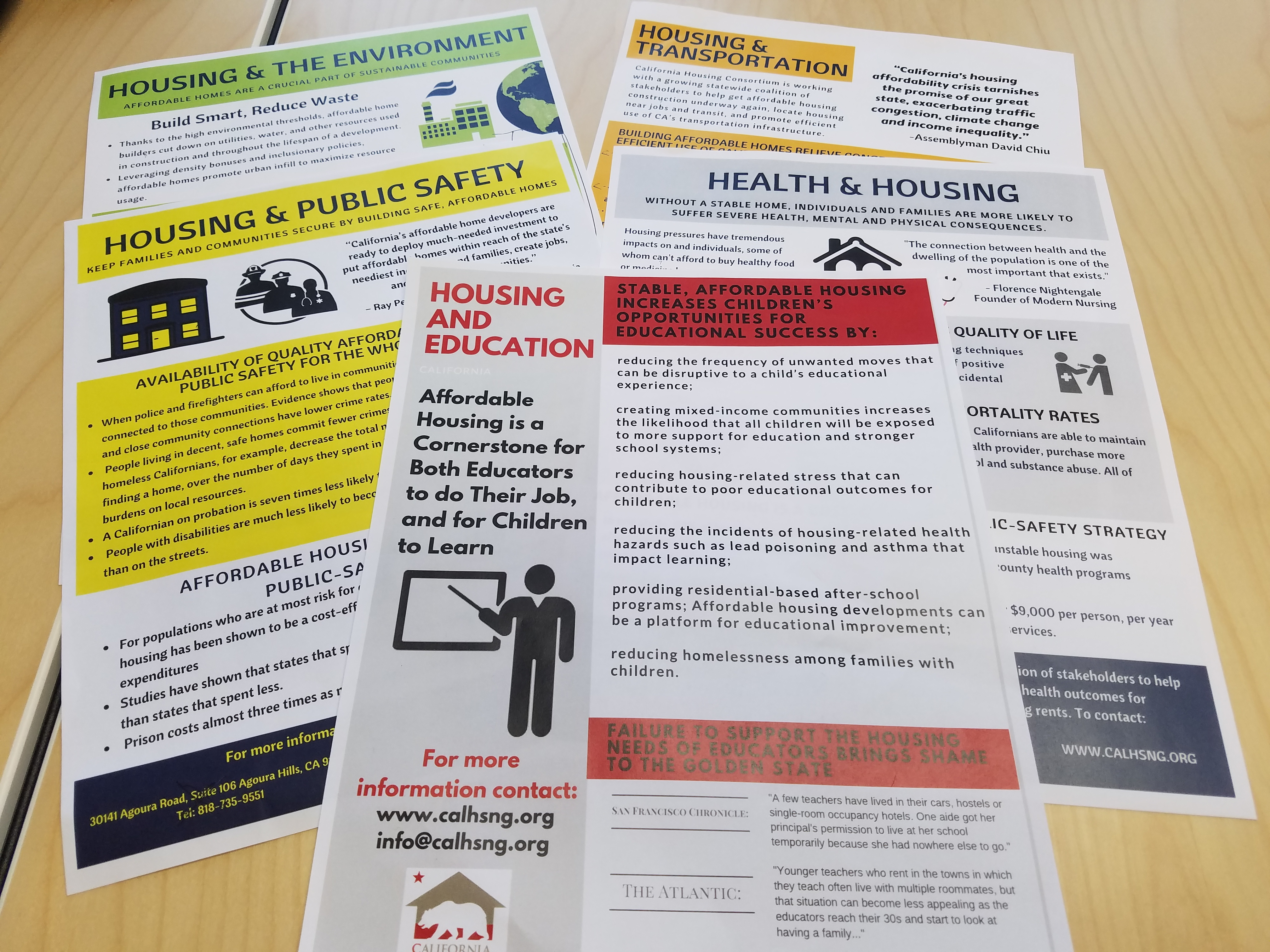 New factsheets available on our resources page